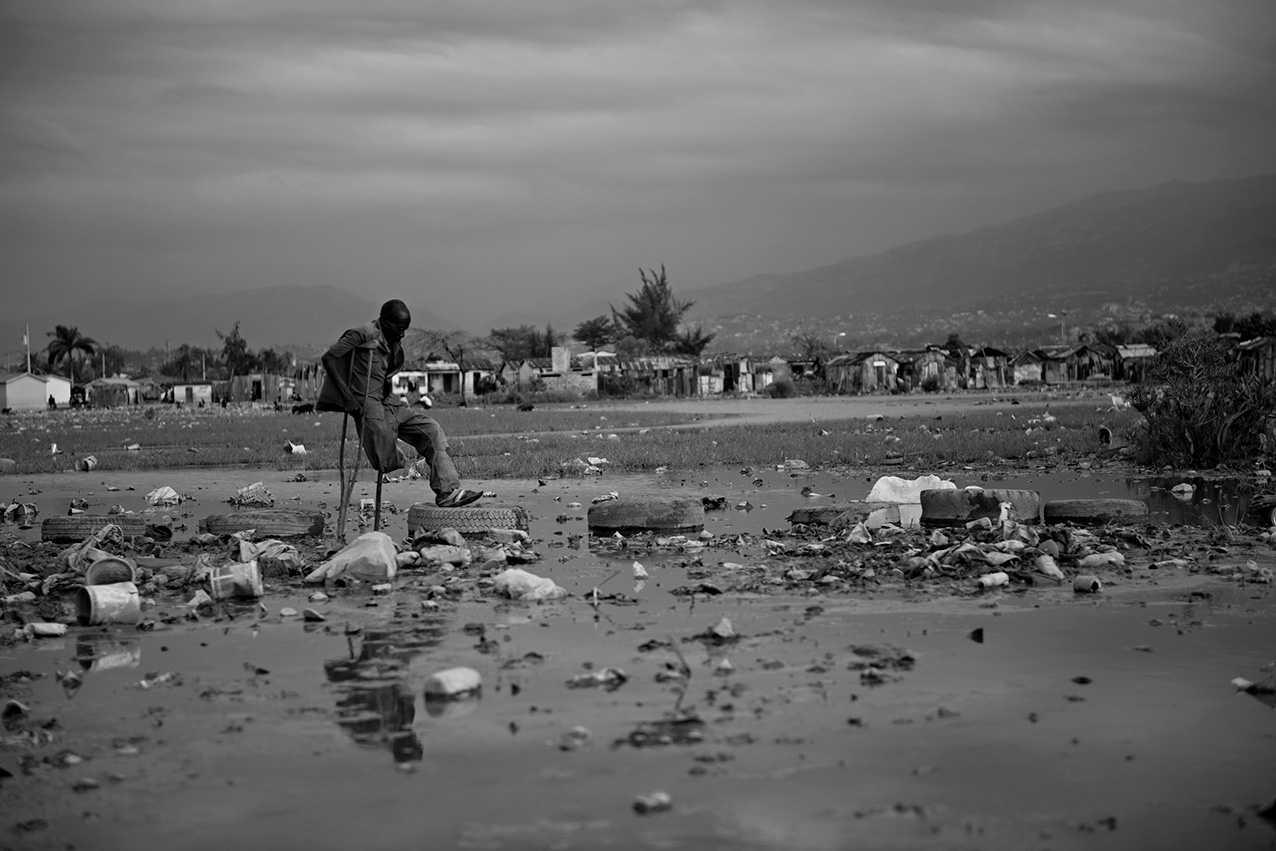 Cholera in Haiti-011
